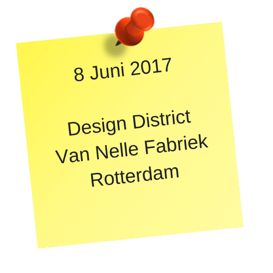 Styling ID Prikbord Design District 2017