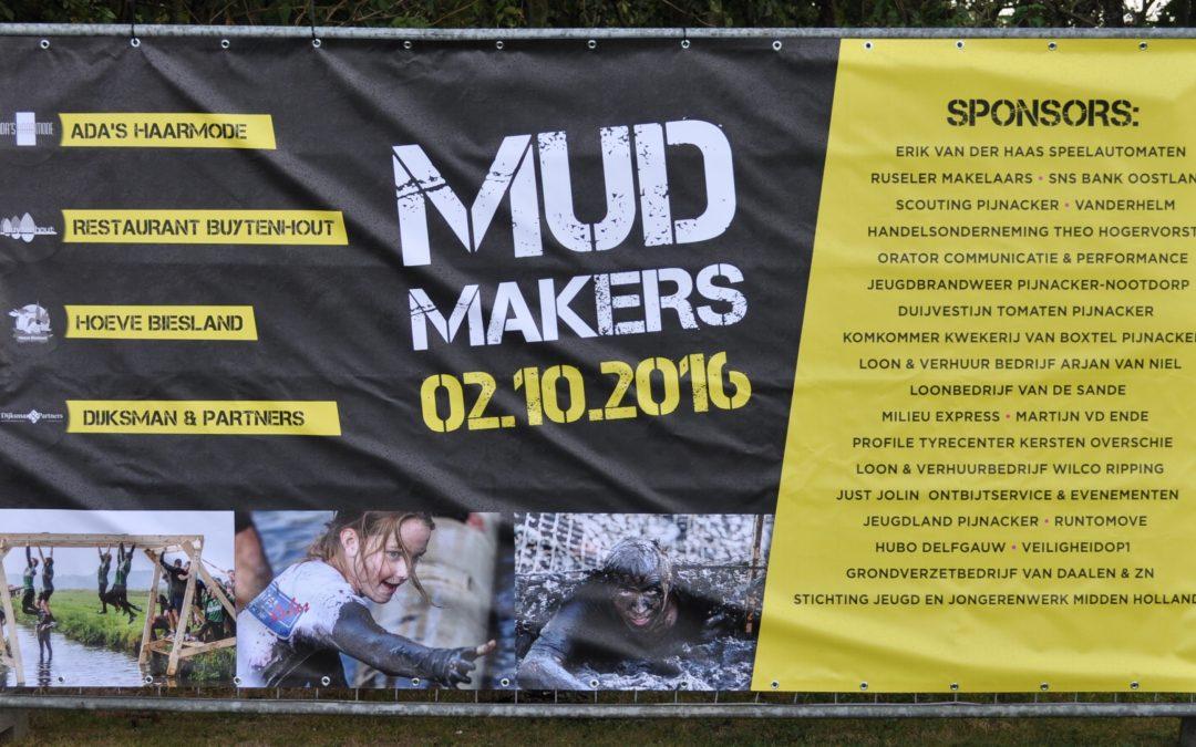 MudMakers behind the scenes