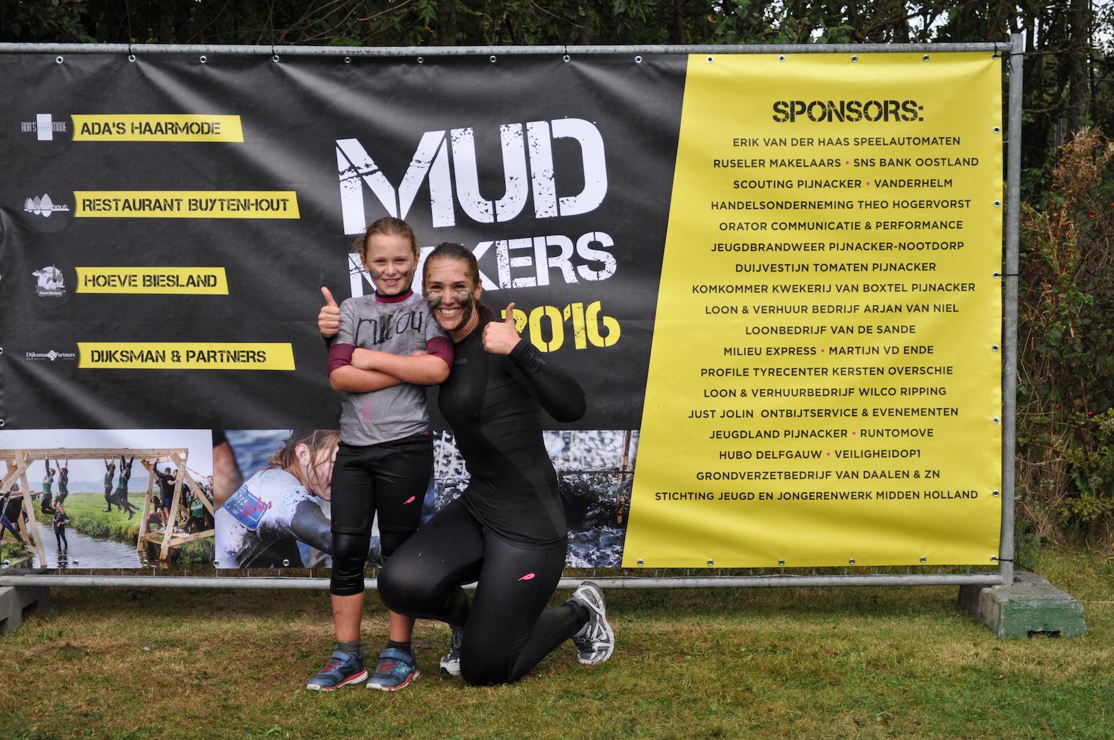 Blog Styling ID: Mudmaders behind the scenes