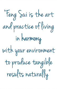 Styling ID Blog: Feng Shui Architectuur Quote 1