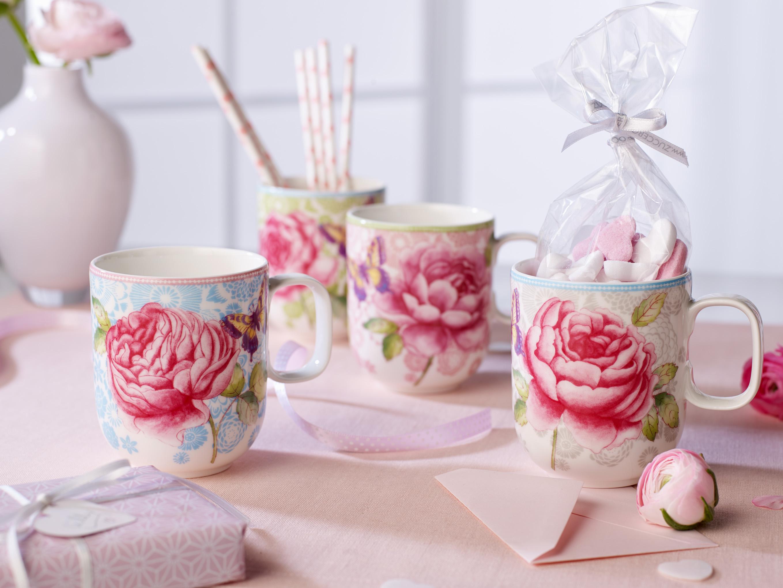 Villeroy & Boch, Rose Cottage servies