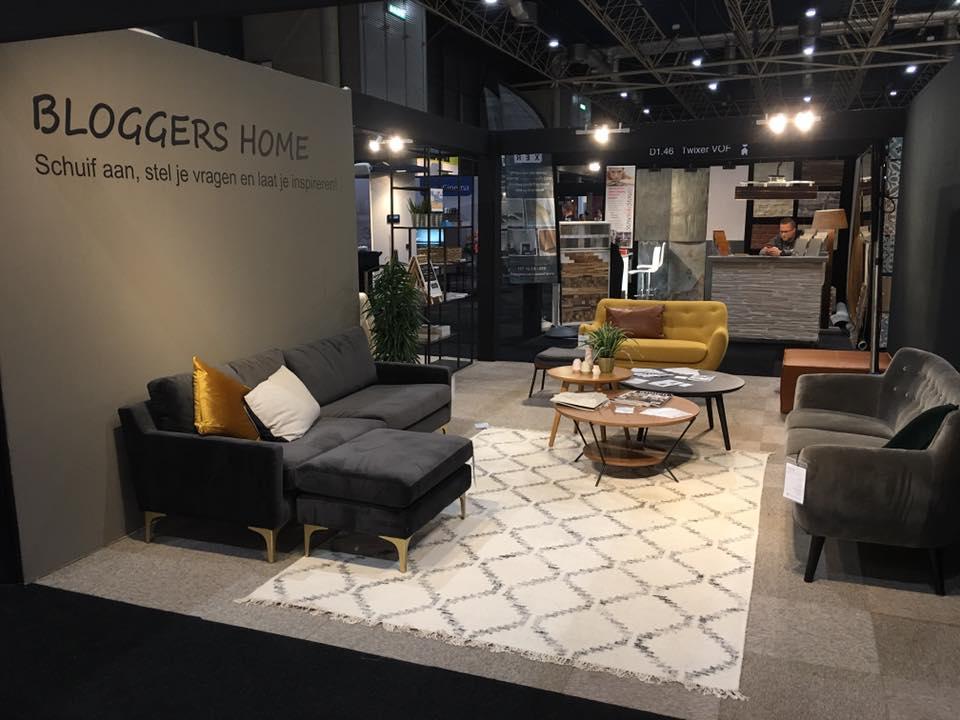 Styling ID blog Beurs Eigen Huis Voorjaar 2017 Bloggers Home