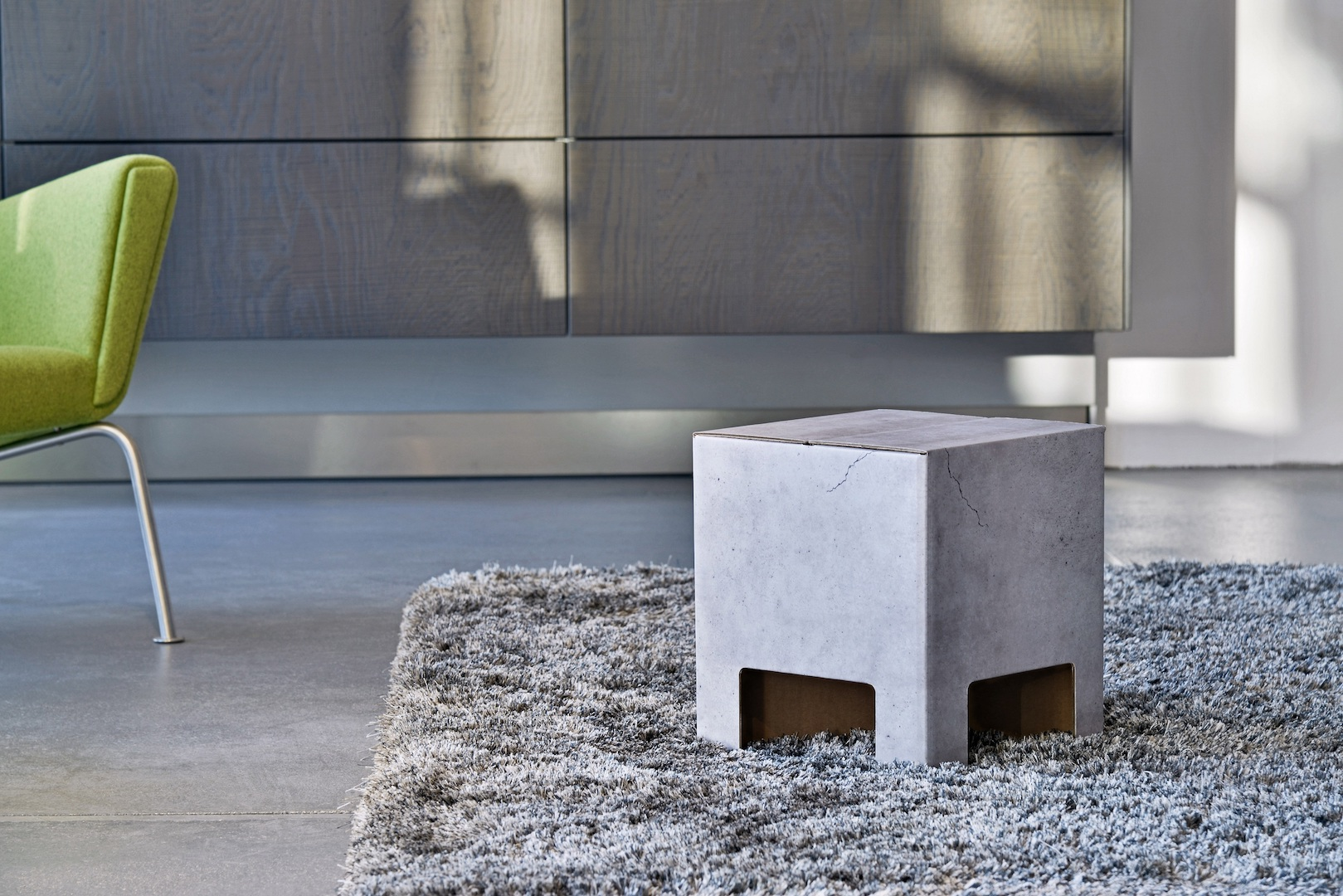 Styling ID blog Hippe krukjes Dutch Design Chairs concrete