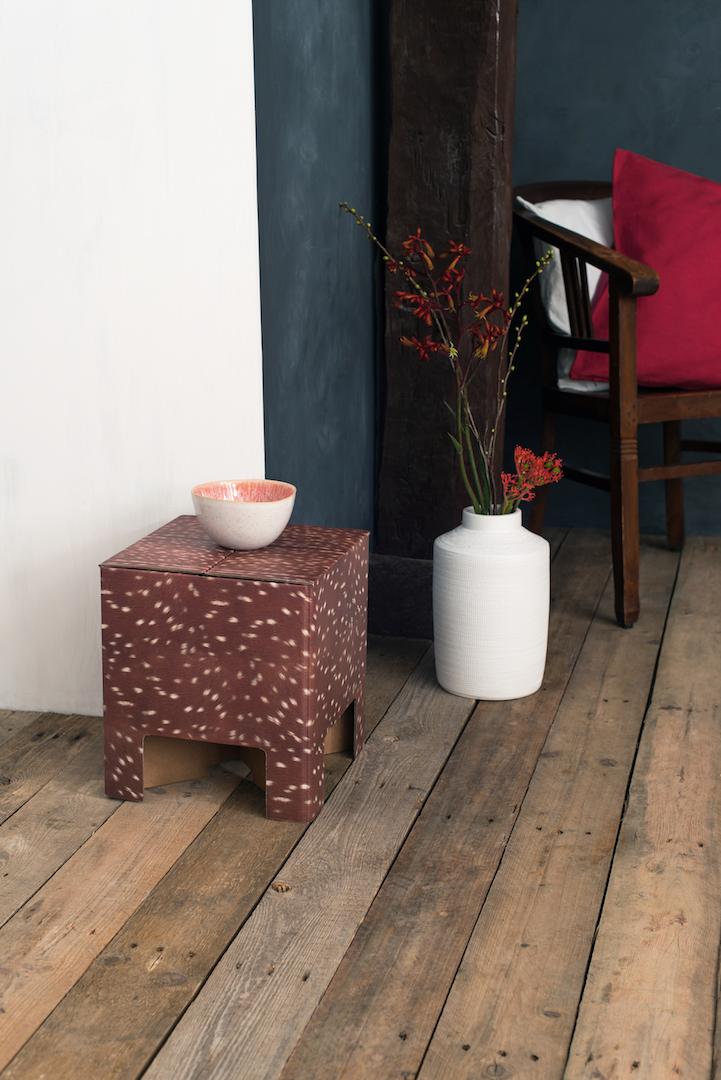 Styling ID blog Hippe krukjes Dutch Design Chair deer