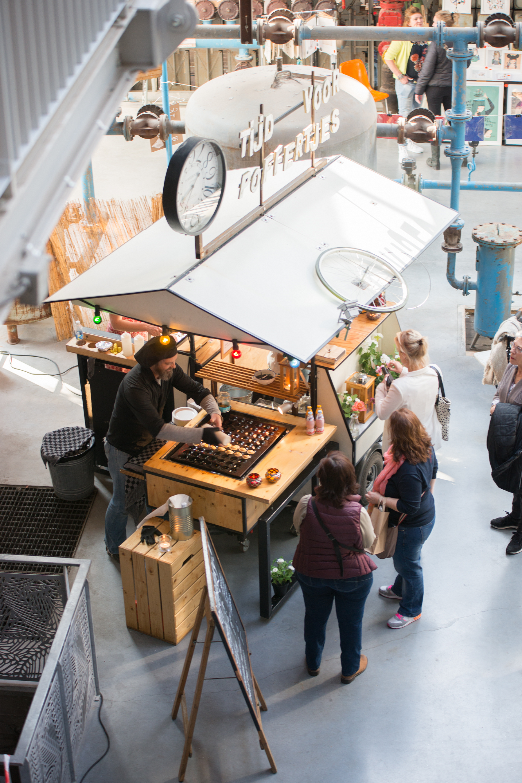 Styling ID Blog Spot de laatste trends foodtrucks en stands
