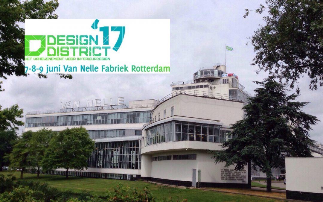 Nieuw Design en Trends gespot tijdens Design District 2017