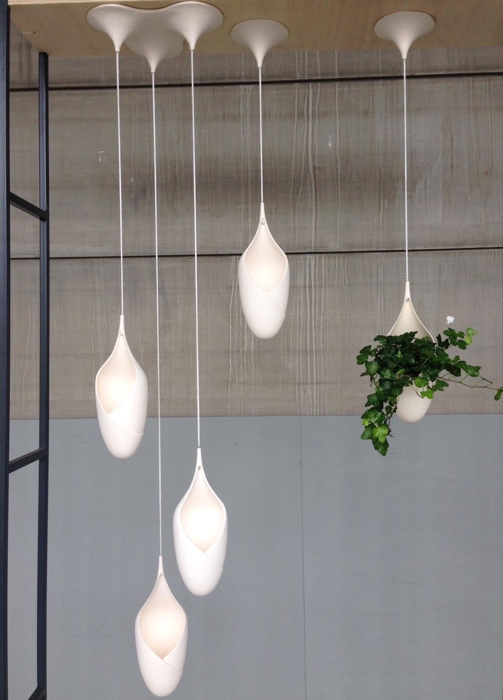 Nieuw Design en Trends gespot tijdens Design District 2017 Cocoon