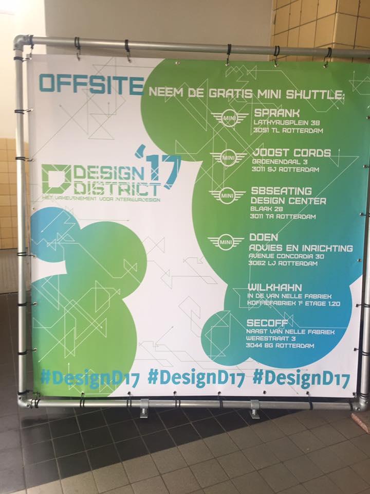 Nieuw Design en Trends gespot tijdens Design District 2017 welkom
