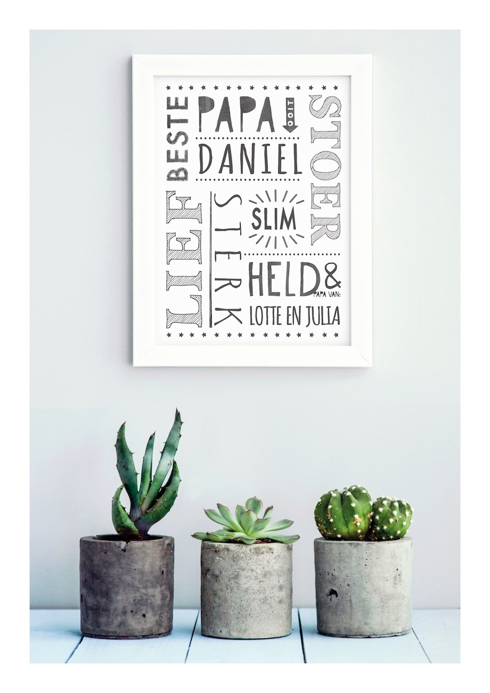 Styling ID Tips & Trends Vaderdag Posters
