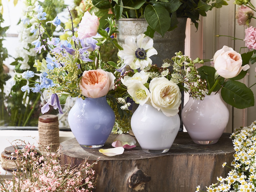 Styling ID Tips & Trends Flower Power boeket Villeroy & Boch