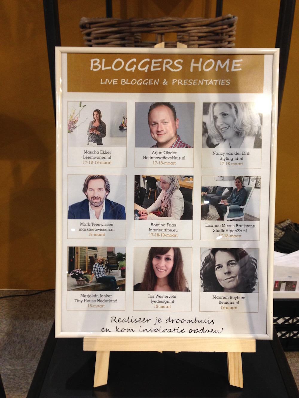 Styling ID Beurzen en evenementen Beurs Eigen Huis Voorjaarseditie 2017 aankondiging
