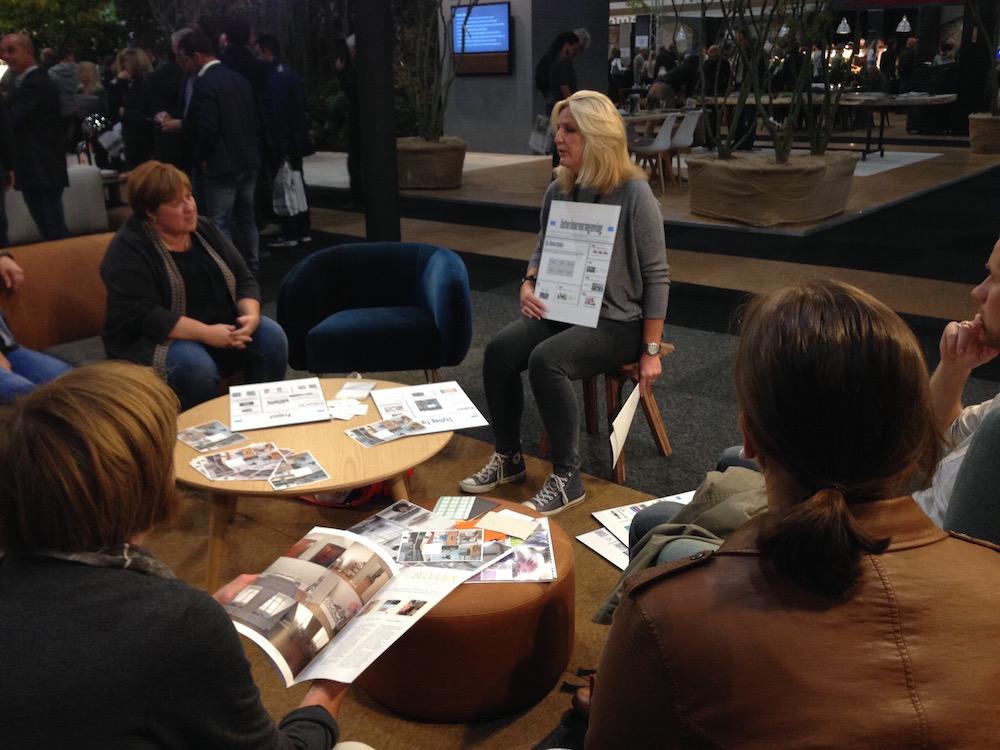 Styling ID Beurzen en evenementen Bloggers Home Beurs Eigen Huis 2016 Presentatie