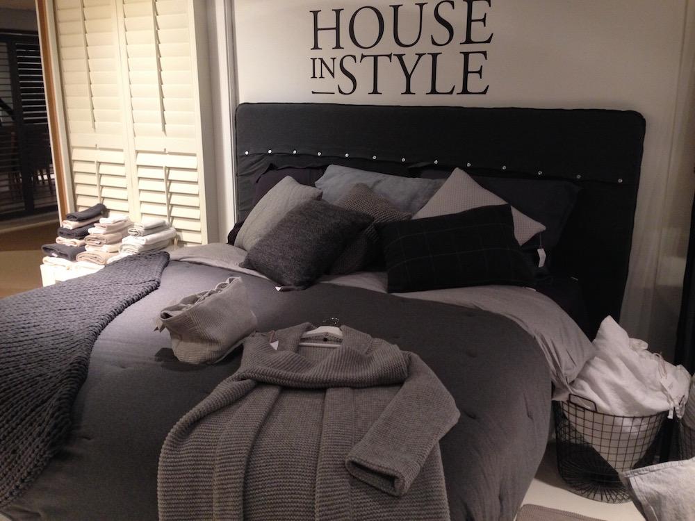 Styling ID Beurzen en evenementen House in Style PR bed gestyled door Styling ID