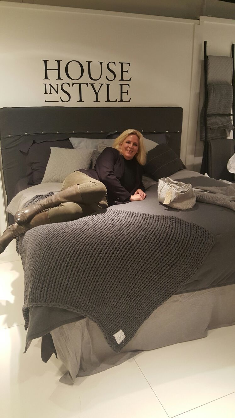 Styling ID Beurzen en evenementen House in Style PR event my bed