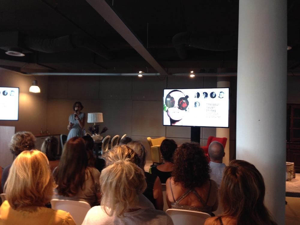 Styling ID bezoekt Stylistendag in de woonindustrie lezing Rozenbrood
