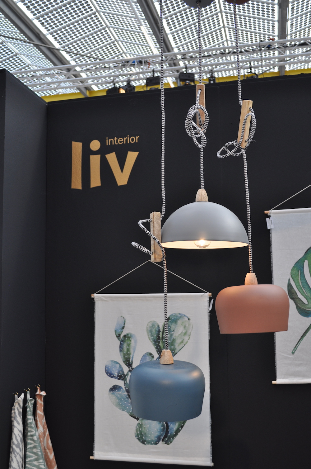 Styling ID Beurzen en evenementen showUP najaarseditie verrast showUP Liv Interior lampen