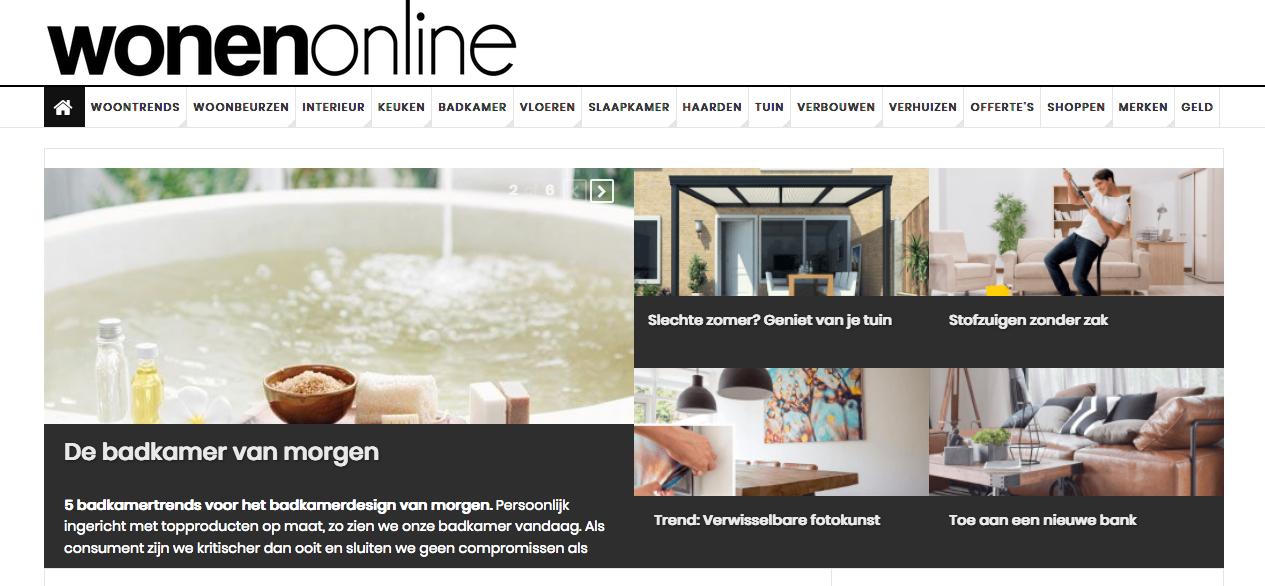 Styling ID Tips en Trends Wonenonline online woonmagazine homepage