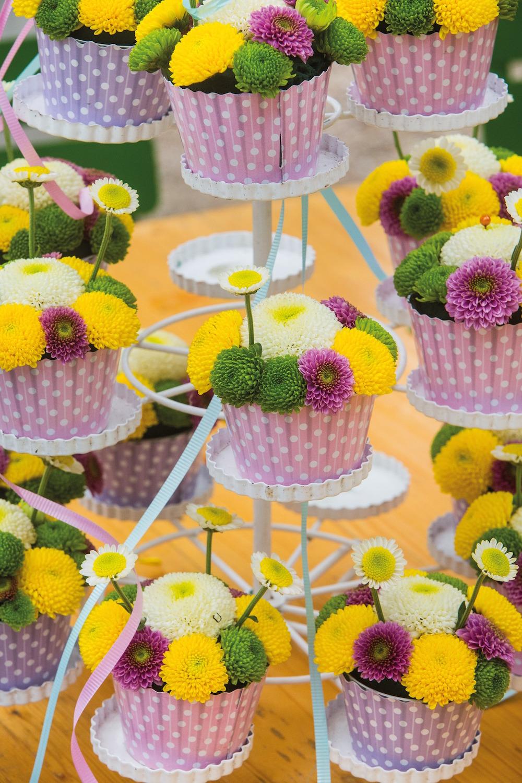 Styling ID Tips en Trends stylen met rebelse bloemen Chrysant