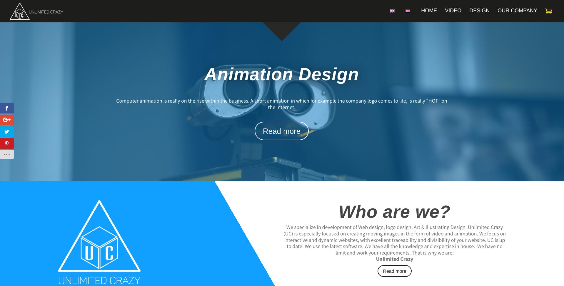 Website-teksten-en-Blogs-voor-Unlimited-Crazy-homepage