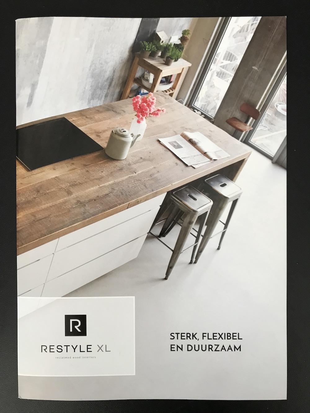 Styling ID schrijft brochureteksten voor RestyleXL