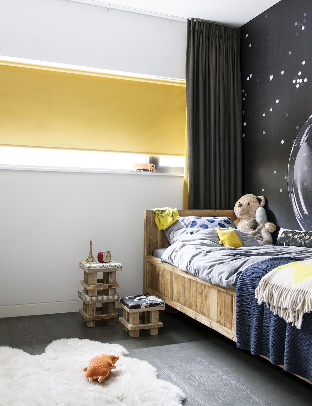 Styling ID Tips&Trends Verduisterende raamdecoratie voor een goede nachtrust rolgordijn