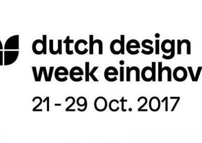 Dutch Design Week Eindhoven 2017
