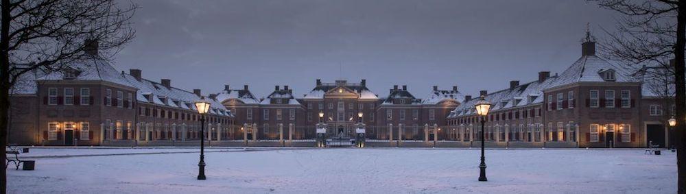 Styling ID Beurzen en evenementen Spirit of Winterfair Paleis het Loo sneeuw