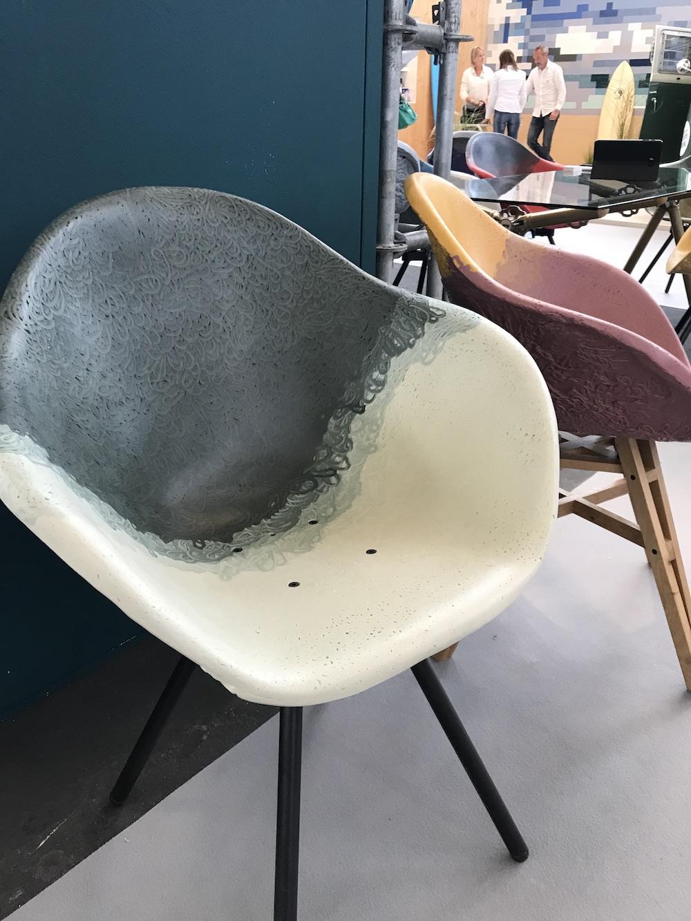 Styling ID Blog Highlights van de vtwonen & designbeurs 2017 Maximum stoelen