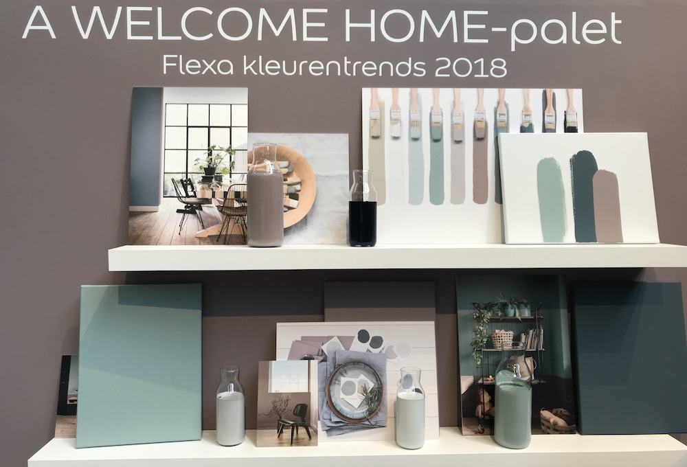 Styling ID Blog Highlights van de vtwonen & designbeurs 2017 flexa