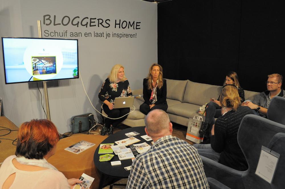 Styling ID blog Bruisende Beurs Eigen Huis inspireert bloggers home presentatie