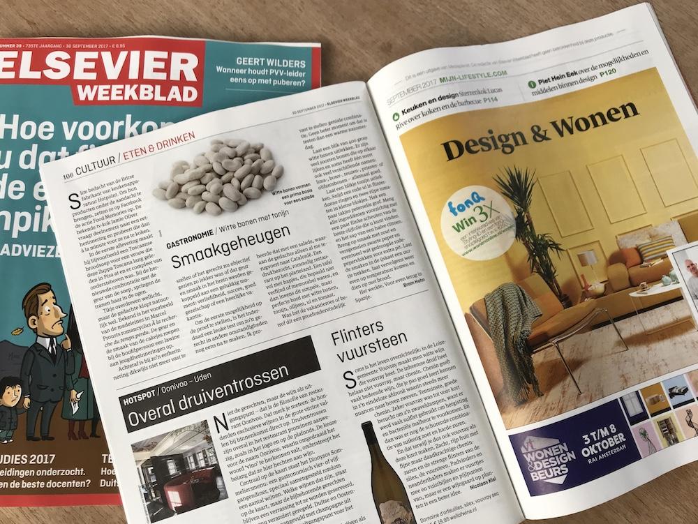 Woonspecial Elsevier 'Design & Wonen' Styling ID winactie 1