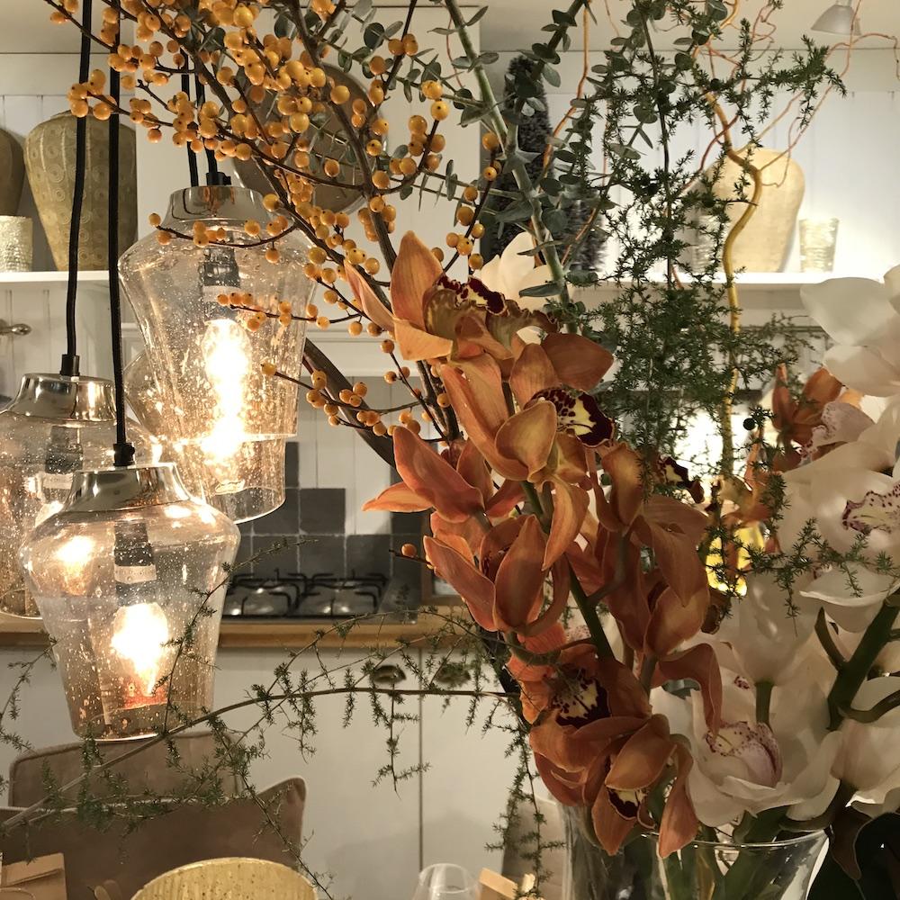 Blog Styling ID Cymbidium en Rivièra Maison elegant en style bruin