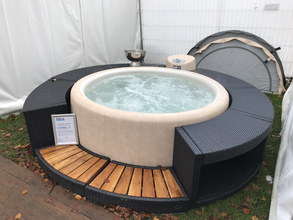 Blog Styling ID Christmas Spirit bij Paleis het Loo Softub spa