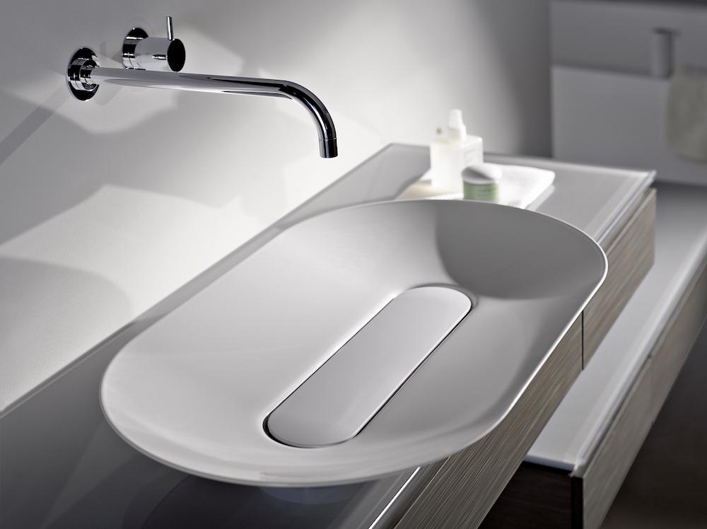 Kleine Waskom Toilet : De schotelvormige waskom van alape bestaat jaar styling id