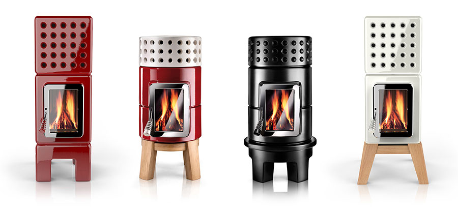 Art of Fire Stack Stoves