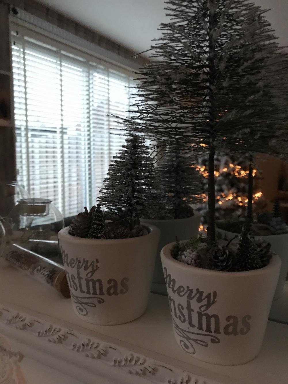 Styling ID Blog Zo vier je kerst in de Rivièra Maison stijl bij spiegel