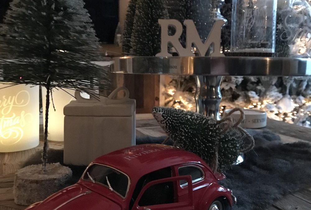 Zo vier je kerst in de Rivièra Maison stijl