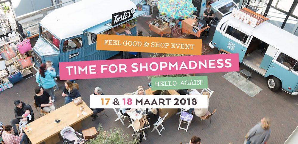 Styling ID beurzen en evenementen Feelgood & shopevent 17 & 18 maart 2018