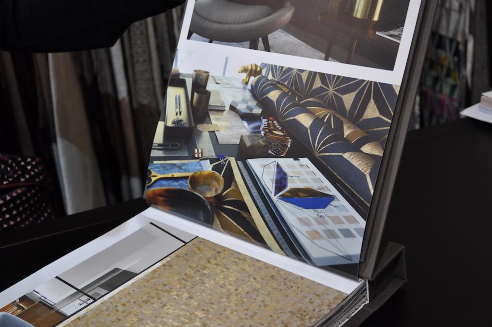 Styling ID Blog Intirio Gent presenteert Intimacy Interior Trends Casamance staalboek