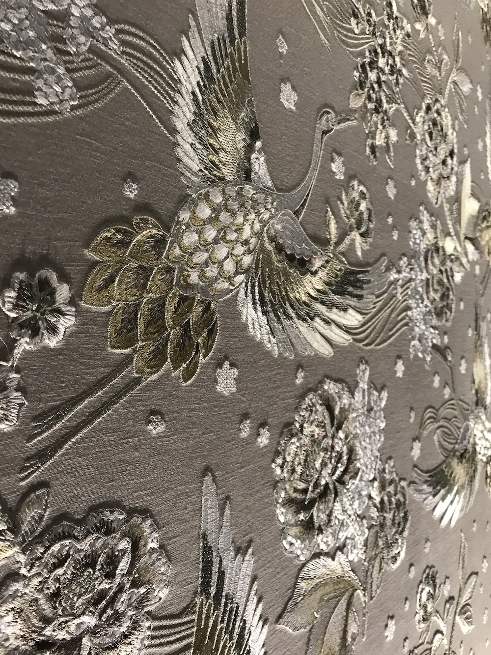 Styling ID Blog Intirio Gent presenteert Intimacy Interior Trends Crane Arte behang