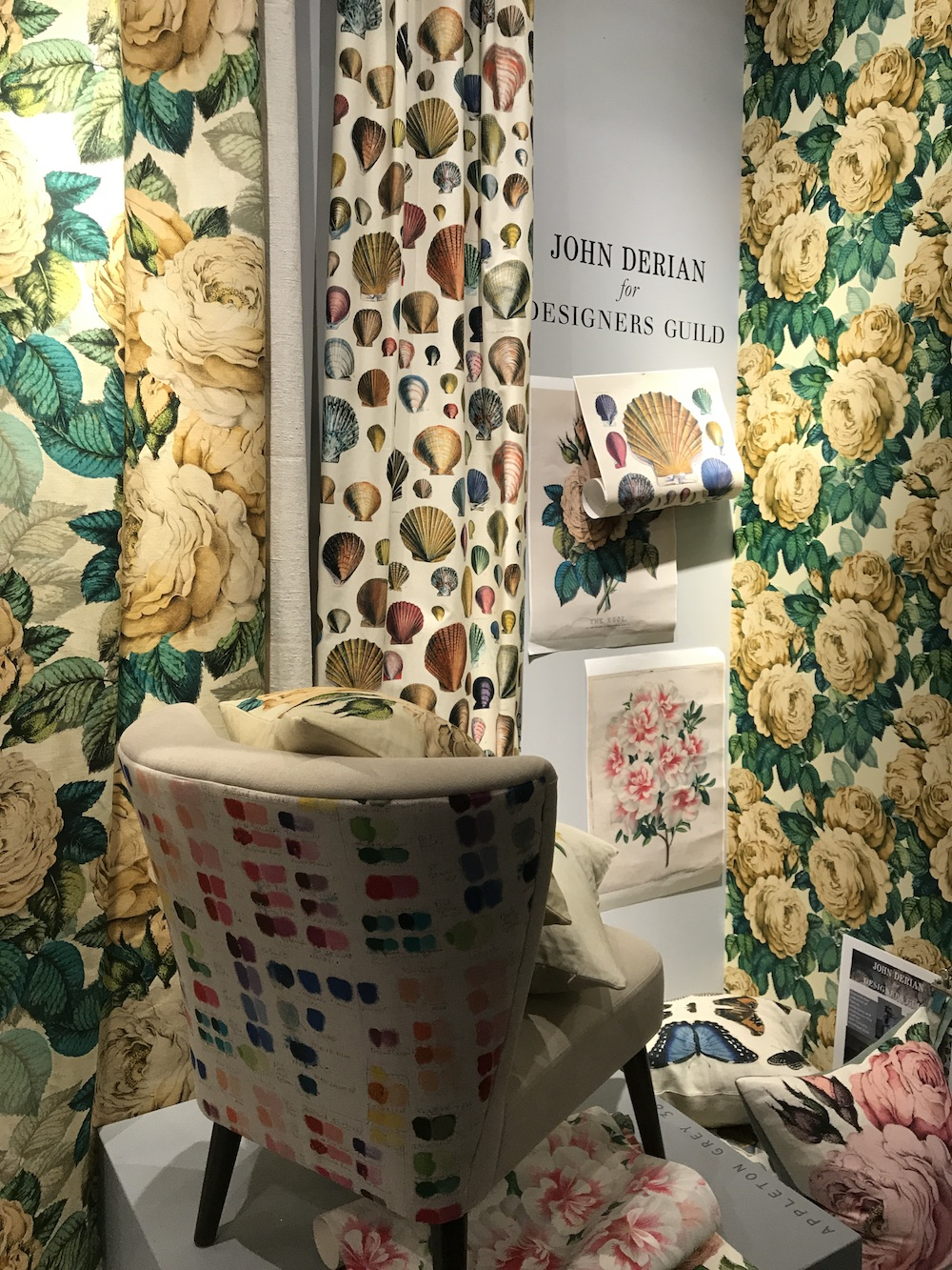 Styling ID Blog Intirio Gent presenteert Intimacy Interior Trends Designers Guild