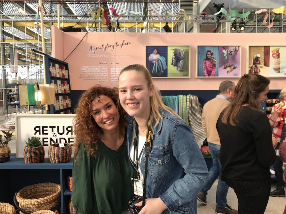 Styling ID Blog showUP Highlights Return to Sender Katja en Floor