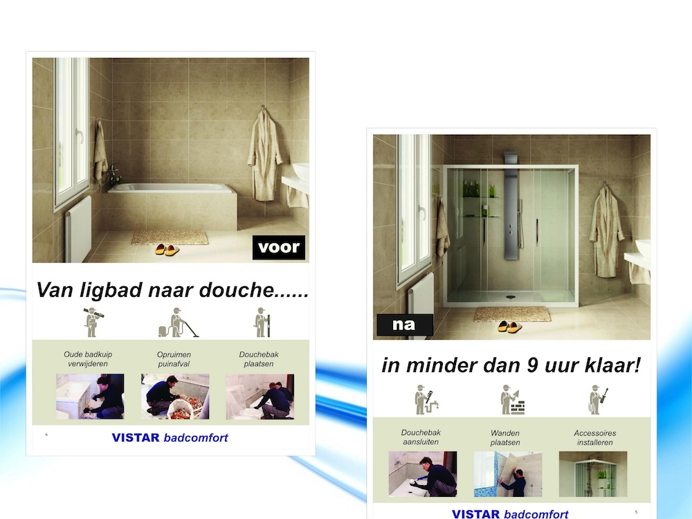 Een senior-proof badkamer in één dag - Styling-ID