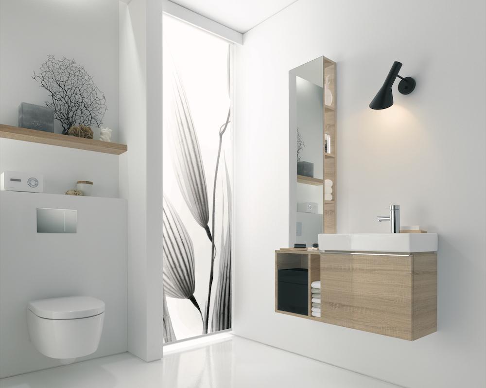 Kleine Badkamer Tips : Hoe richt je een kleine badkamer in styling id