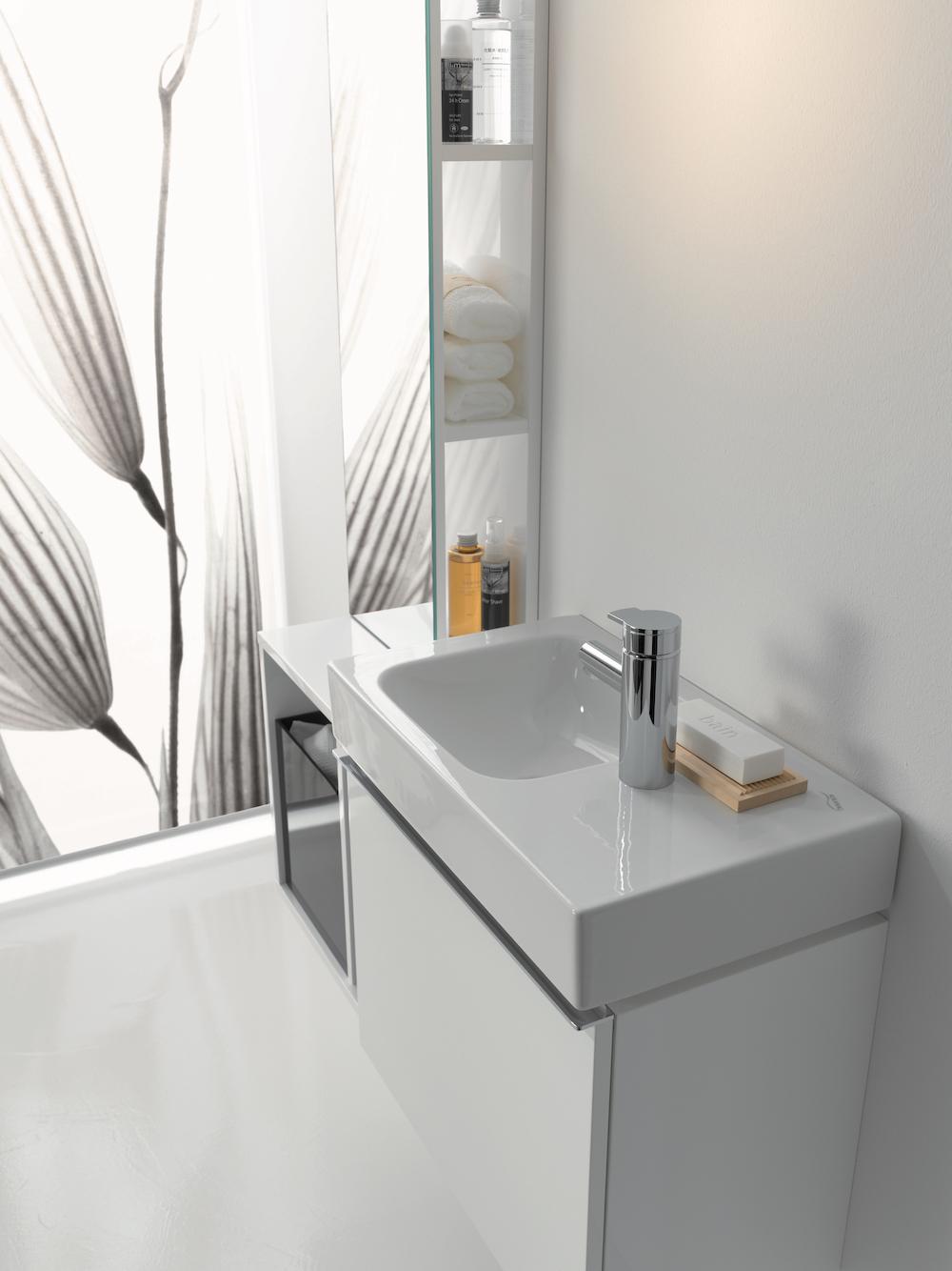 Styling ID Tips en Trends- Hoe richt je een kleine badkamer in? Sphinx 4