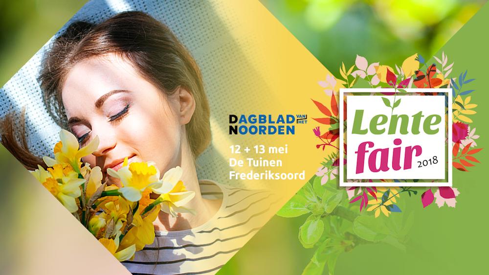 Styling ID Beurzen en Evenementen LenteFair het leukste voorjaarsfeestje van Noord-Nederland