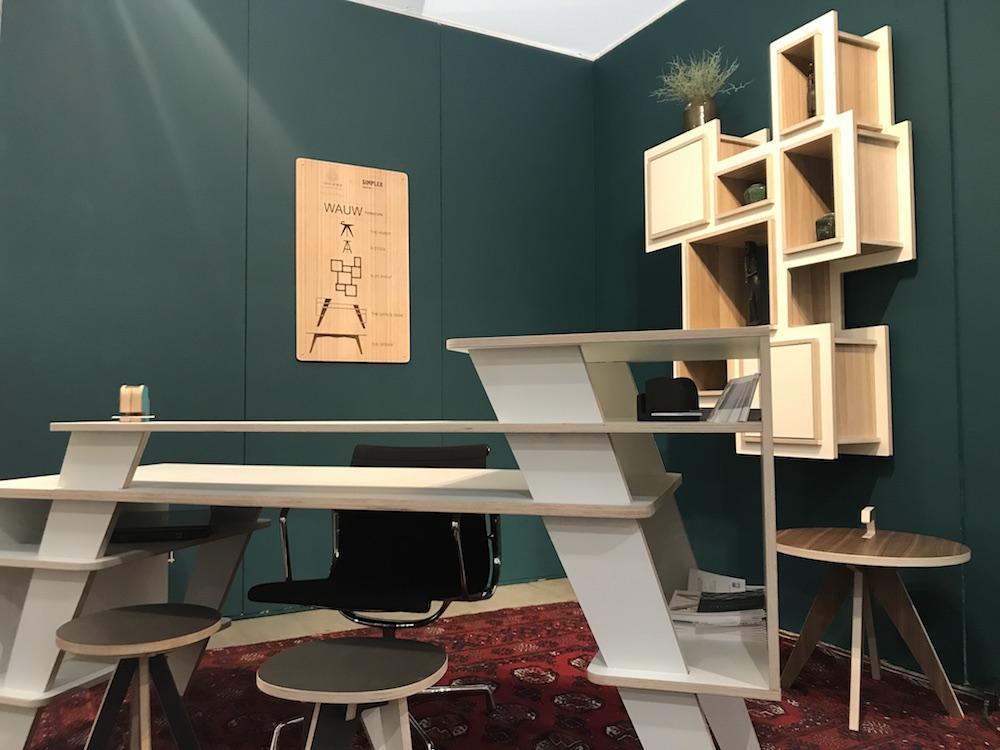 Styling ID Blog twee dagen Beurs Eigen Huis simplex furniture