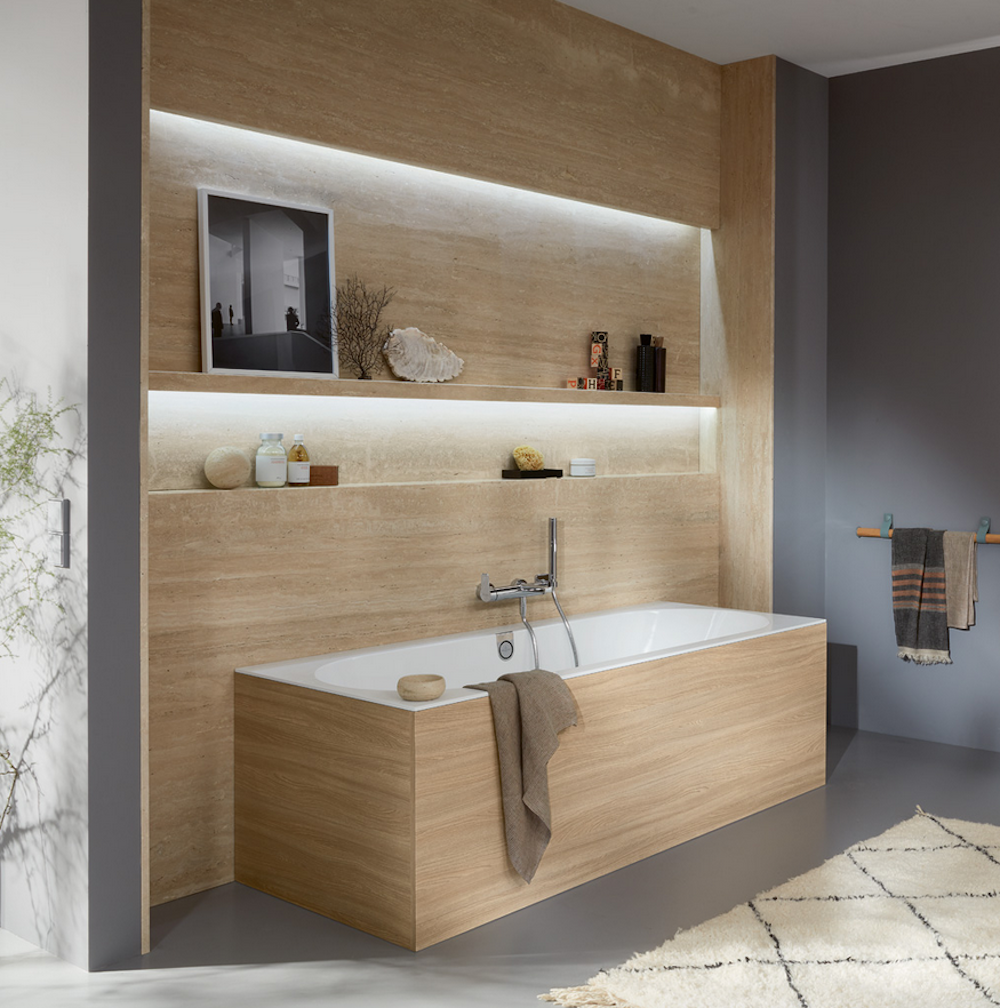 Styling ID blog Villeroy en Boch inspireert met nieuwe Badkamer trends en collectie bad