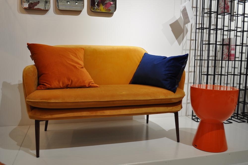 Styling ID Leve Oranje in het interieur 1