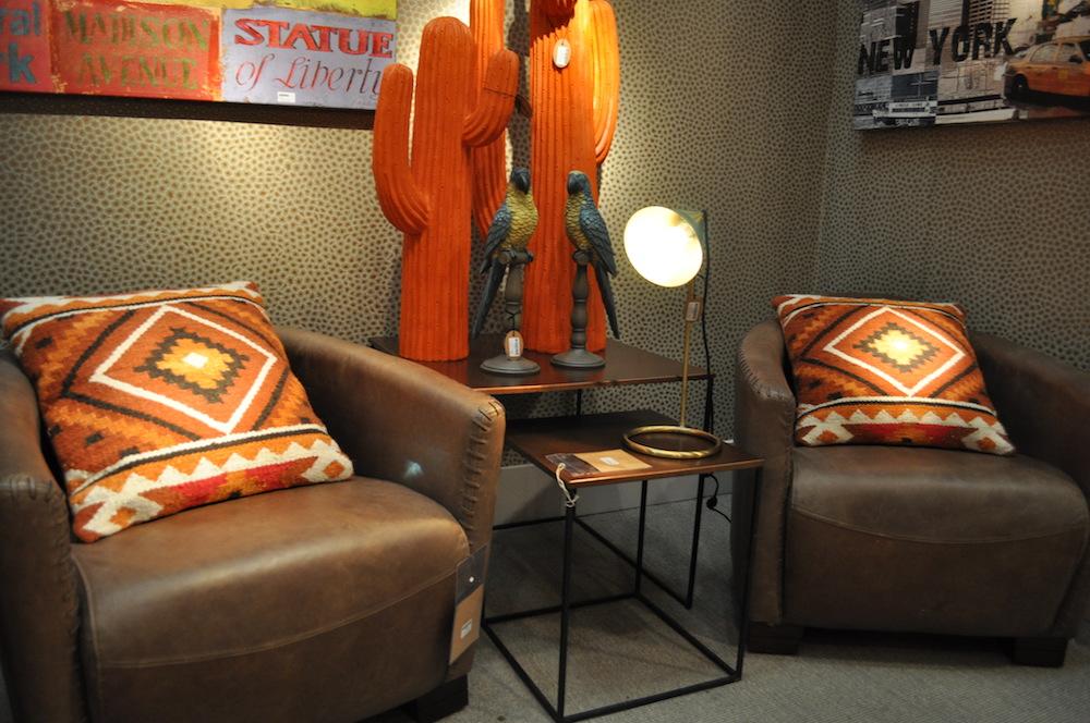 Leve Oranje in het interieur - Styling-ID